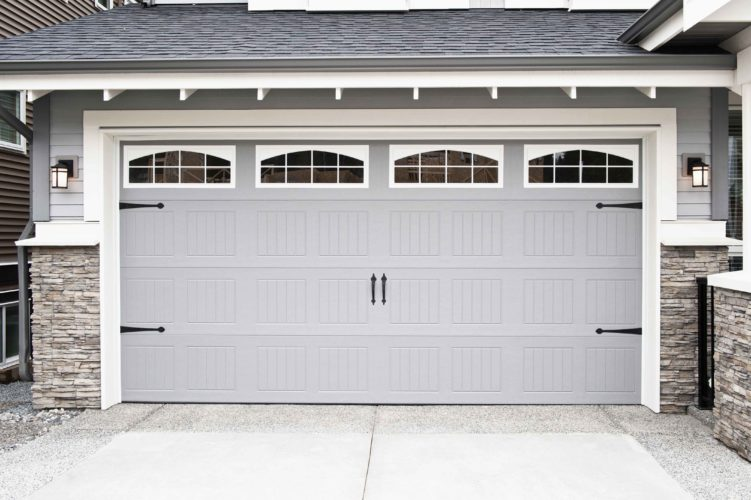 The Effect of Changing a Garage Door