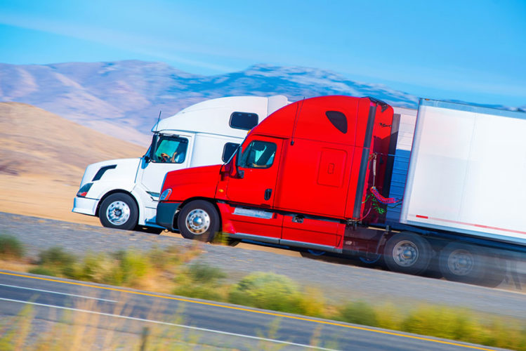 The Benefits Of A Prime Trucking Company