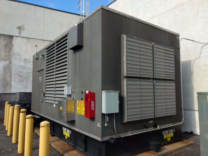 Why Giving Regular Maintenance to Your Industrial Generator is Important